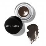 Bobbi Brown Long-Wear Gel Eyeliner 3g. #7 Espresso สีน้ำตาลเข้ม อายไลเนอร์ที่ได้รับรางวัลรุ่นนี้เขียนขอบตาได้เฉียบคมด้วยสูตรเจล ติดทนนาน กันน้ำ สีสันชัดเจนแม้เขียนเพียงรอบเดียว แห้งในเวลาที่พอเหมาะไม่ช้าหรือเร็วเกินไป ติดทนนานโดยไม่ซึมเลอะ