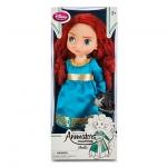 Animators' Collection Merida Doll ตุ๊กตาเจ้าหญิงดิสนีย์ ตุ๊กตาแอนิเมเตอร์ แมริด้า จากการ์ตูนเรื่องเบรฟ Brave (รุ่น 3 มีตุ๊กตาที่ข้อมือ) ขนาดความสูง 16 นิ้ว สินค้านำเข้า Disney USA แท้ 100% ค่ะ