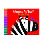 Guess Who? : At The Zoo (Jeanette Rowe)