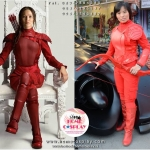Super Premium: แคตนิส เอฟเวอร์ดีนเรด Katniss Everdeen Red