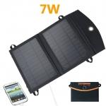 Solar Cell ชาร์จโทรศัพท์มือถือ 7 W