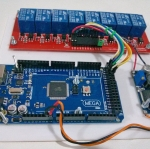 Android Arduino USB Control 8 Relays Kit