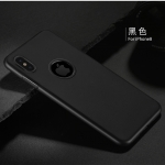 HOCO เคสสีดำทึบ iPhone X