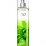 Bath & Body Works White Citrus Fine Fragrance Mist 236 ml. สเปร์ยน้ำหอมที่ให้กลิ่นติดกายตลอดวัน กลิ่นนี้จะมีความหอมสดชื่นซีตัสมากๆ คล้ายกลิ่นของไอศรีมรสมะนาว ใครที่เบื่อกลิ่นหอมของดอกไม้ลองเปลี่ยนมาใช้กลิ่นนี้ดูรับรองไม่ผิดหวังค่ะ