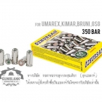 Ozkursan 9mmPAK 50Rds (Silver)