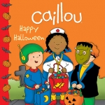 หนังสือนิทานคายู ' คายูฉลองฮาโลวีน' / Caillou: Happy Halloween