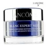 Lancome Blanc Expert Nuit Firmness Restoring Whitening Night Cream ขนาดทดลอง15ml. ครีมฟื้นบำรุงผิวให้กระจ่างใสขณะหลับ นวัตกรรมใหม่ลำ้หน้า ปรับปรุงสูตรใหม่ เสริมพลังให้ผิวขาวกระจ่างใส จบปัญหาผิวหมองคล้ำ จุดด่างดำลดลง สีผิวสม่ำเสมอ ให้ผิวกระจ่าง
