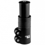 ตัวต่อซาง Humpert Adapter Stem Ahead black