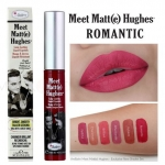 The Balm Meet Matte Hughes Long Lasting Liquid Lipstick # Romantic สุดยอดลิควิดลิปสติก เนื้อแมทท์ สีสวย เนื้อนุ่ม ติดทนเพื่อความมั่นใจได้ยาวนานตลอดทั้งวัน กันน้ำสุดๆ