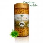 Nature King Royal Jelly 1000 mg. นมผึ้ง เนเจอร์คิงส์ 1000 มก. บรรจุ 365 เม็ด ราคา 1,095 บาท ส่งฟรี EMS [ไม่ต้องโอนค่าส่ง]