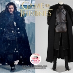 Super Premium Set: ชุดจอน สโนว์ Jon Snow - Game of Thrones
