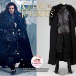 Super Premium Set: ชุดจอน สโนว์ Jon Snow - Game of Thrones