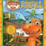 Dinosaur Train Deluxe Colouring & Puzzle Book (Grosset & Dunlap)