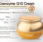 Bergamo The Moselle Coenzyme Q10 Wrinkle Care Cream 50 g ครีมบำรุงผิวหน้า สูตร Q10 เพิ่มความกระชับ หยืดหยุ่นแก่ผิว ลดริ้วรอย ช่วยให้ผิวสมดุลกระชับ สดชื่นดูสดใส