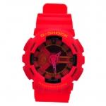 นาฬิกาข้อมือ เหล่าแฟนผี สีแดง