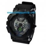 นาฬิกาข้อมือ สป๊อต 2 ระบบ CSBLUE01