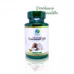Coconut oil by Mermaid น้ำมันมะพร้าวสกัดเย็น 40 ซอฟเจล ราคา 299 บาท ส่งฟรี