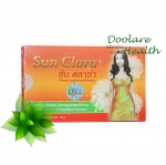 Sun Clara 30 Capsules (กล่องส้ม) ซันคลาร่า 30 แคปซูล ราคา 280 บาท ส่งฟรี
