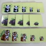 เกมเรียงลำดับรูปภาพ รูปสัตว์ สำหรับเด็ก 3 ขวบ