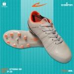 รองเท้าฟุตบอล EEPRO EF1006K GB (เด็ก) เทา ส้ม