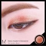 Merrezca Pearl Pigment Eyeshadow #No.4 Amber Brown เนื้อสีน้ำตาลอมส้ม งานดีเม็ดสีแน่น แซ่บๆนัวๆไปเลยค่ะคุณขา ให้ลุค glam ลงตัวและคลาสซี่สุดๆ มองแล้วละสายตาไม่ได้เลย เลอค่าที่สุด อายแชโดว์พิกเม้นแน่นๆ ให้ตาวิ้ง วาว สไตล์สาวยุคใหม่ เปล่งประกายตลอดวัน เนื้อล