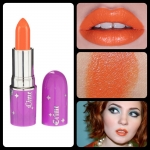 LIME CRIME Opaque Lipstick# My Beautiful Rocket 3.5g.(ขนาดปกติ) สีส้มสดสว่าง สีสดเปรี้ยวจี๊ดสะใจ สีของสาวมั่นตัวจริงเลยค่ะ ลิปสติกเก๋ๆสุดฮิต สีจัด ชัดเจน บอกลาความจืดจางด้วยโทนสีที่แปลกแหวกแนวไม่ซ้ำใคร เนื้อสัมผัสเบาสบาย
