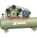 **ปั๊มลมสวอน SWAN รุ่น SWP-310-300/380 (10 แรงม้า)