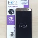 ฟิล์มกันรอยเต็มจอ Samsung S7 ยี่ห้อ Focus ( เนื้อTpu ใสเต็มจอขอบไม่เด้ง )