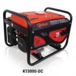 **เครื่องกำเนิดไฟฟ้า เครื่องปั่นไฟฟ้า polo 2.3 กิโลวัตต์ รุ่น KT-3000DC สตาร์ทมือ