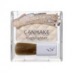 Canmake Highlighter # 05 Baby Beige สีเนื้อ ไฮไลท์มุกประกายวิ้ง เพิ่มความคมชัดให้ใบหน้า ทำให้ผิวดูGlow มีมิติอย่างเป็นธรรมชาติ