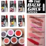 The Balm The Balm Girls Lipstick 4g. ลิปสติกของสาวบาล์ม เนื้อแมท ทำให้เรียวปากของคุณดูเป็นธรรมชาติ นำเสนอด้วยแพ็คเกจเล็กกะทัดรัด น้ำหนักเบา เหมาะสำหรับการพกติดตัวไปทุกที่ เม็ดสีเข้มข้น จึงติดทนนาน และให้สีได้ไม่เพี้ยนอย่างที่มองเห็นจากแท่ง