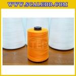 ด้ายเย็บกระสอบสีส้ม 20/1x6 ขนาด 167 กรัม ยี่ห้อ Polytex POLY-ORANGE