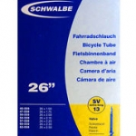 "Schwalbe Tube SV 13 for 26"" extra long"