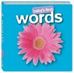 หนังสือภาพเรียนรู้คำศัพท์ / Baby Boppers : baby's first WORDS