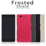 เคสมือถือ Sony Z3 Compact ยี่ห้อ Nillkin รุ่น Frosted Shield