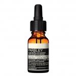 Aesop Parsley Seed Anti-Oxidant Eye Serum 15 ml. เซรั่มสำหรับผิวรอบดวงตาสูตรเข้มข้น ช่วยมอบความชุ่มชื่น พร้อมให้การปกป้องผิวรอบดวงตา อุดมด้วยวิตามินนานาชนิด มอบความชุ่มชื่นและการบำรุงอย่างล้ำลึกเพื่อผิวบอบบางรอบดวงตา