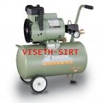 **ปั๊มลมสวอนแบบไม่ใช้น้ำมัน swan oilfree compressor DR-115-22L