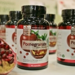 Neocell Pomegranate from the Seed 1000 mg 90 Capsules วิตามินนำเข้าจากอเมริกา