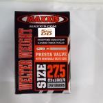 ยางใน MAXXIS size 27.5 x 1.50/1.75 142 grams ถอดจุ๊บลมได้