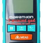 MARATHON เครื่องวัดระยะทางแสงเลเซอร์ S6-60M