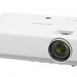 SONY VPL-EX290 ความสว่าง(ANSI Lumens)3800 ความละเอียด(พิกเซล)1024x768(XGA) Contrast 3,300:1