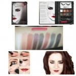 e.l.f. Vampire Beauty Book พาเลทเซ็ทต้อนรับวัน Halloween ครบทั้งอายเชโดว์ 8 สี ,ลิป,ดินสอเขียนขอบปาก, ขนตา กาวติดขนตา พร้อมพู่กันทาอายเชโดว์ สีอายเชโดว์ประกายชิมเมอร์ใช้แต่งได้ทั้งกลางวันธรรมชาติ หรือปาร์ตี้เก๋ๆ แต่งเข้มสวยได้ดังใจ