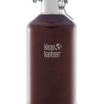 Vacuum Insulated Growler 64 oz สี Dark Amber