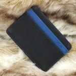 กระเป๋าสตางค์ กระเป๋าเงิน กระเป๋าตัง ผู้ชาย Stable Magic Money Clip สีน้ำเงิน