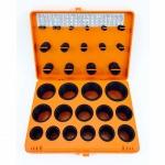 โอริงกล่อง สีส้ม NBR 90 Hs (ไซส์นิ้ว)