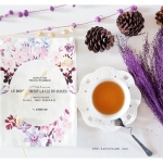 Shabby Chic Floral Placemat ผ้ารองจาน ลายดอกไม้