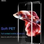 ฟิล์มกันรอยเต็มจอ Samsung S8 Plus แบบ Pet ยี่ห้อ Baseus