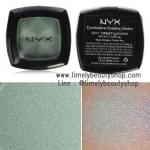 NYX Single Eyeshadow # ES37 Sweet Lagoon อายเชโดว์สีสวย เนื้อเนียนสีแน่น ติดทนนาน มาในตลับเล็กพกพาง่าย