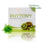 Phytovy ไฟโตวี่ ดีท็อกซ์ ดื่มง่าย อร่อย 15ซอง 730 บาท ส่งฟรี