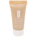 Tester Clinique Even Better Makeup SPF 15/PA++ 7 ml. เบอร์ 63 Fresh beige สำหรับผิวขาว ขนาดทดลอง รองพื้นชนิดน้ำที่มีเนื้อบางเบา ปราศจากน้ำมันสร้างสรรค์สีผิวให้ดูเนียนเรียบสม่ำเสมออย่างทันทีทันใด